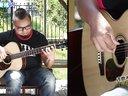 《吉他入门经典教程》2-1 吉他靠弦演奏练习