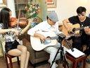 斑马斑马吉他弹唱视频 郝浩涵