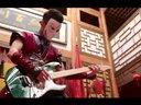 Leo电吉他自改激燃翻弹 自制电吉他演奏MV!!