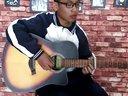 滨州洛克音乐 吉他教学 学员吉他弹奏 《流行的云》