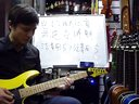 李洪吉他教学 龙岗吉他培训 拨片泛音
