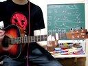 橙子音乐★阿光玩吉他教学    《Yellow》