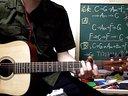 吉他教学推荐视频 阿光玩吉他教学 五月天《天使》