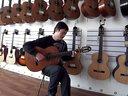 潍坊吉他 朋客吉他教学 斑马斑马吉他弹唱视频