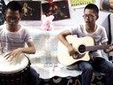 一人分饰两角 吉他弹唱 李荣浩《自拍》