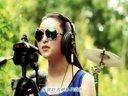 美女吉他弹唱《记得》翻唱视频