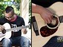 《吉他入门经典教程》1-6 食指与中指演奏练习