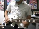 赛丽亚之歌 电吉他演奏视频