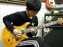 桔子音乐吉他学员 贝贝 电吉他演奏《加州旅馆》电吉他曲