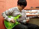 桔子音乐吉他学员 韩聪 电吉他演奏《火影忍者》电吉他曲
