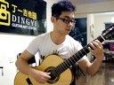 古典吉他 卡尔卡西25首练习 第5号  演奏:丁一